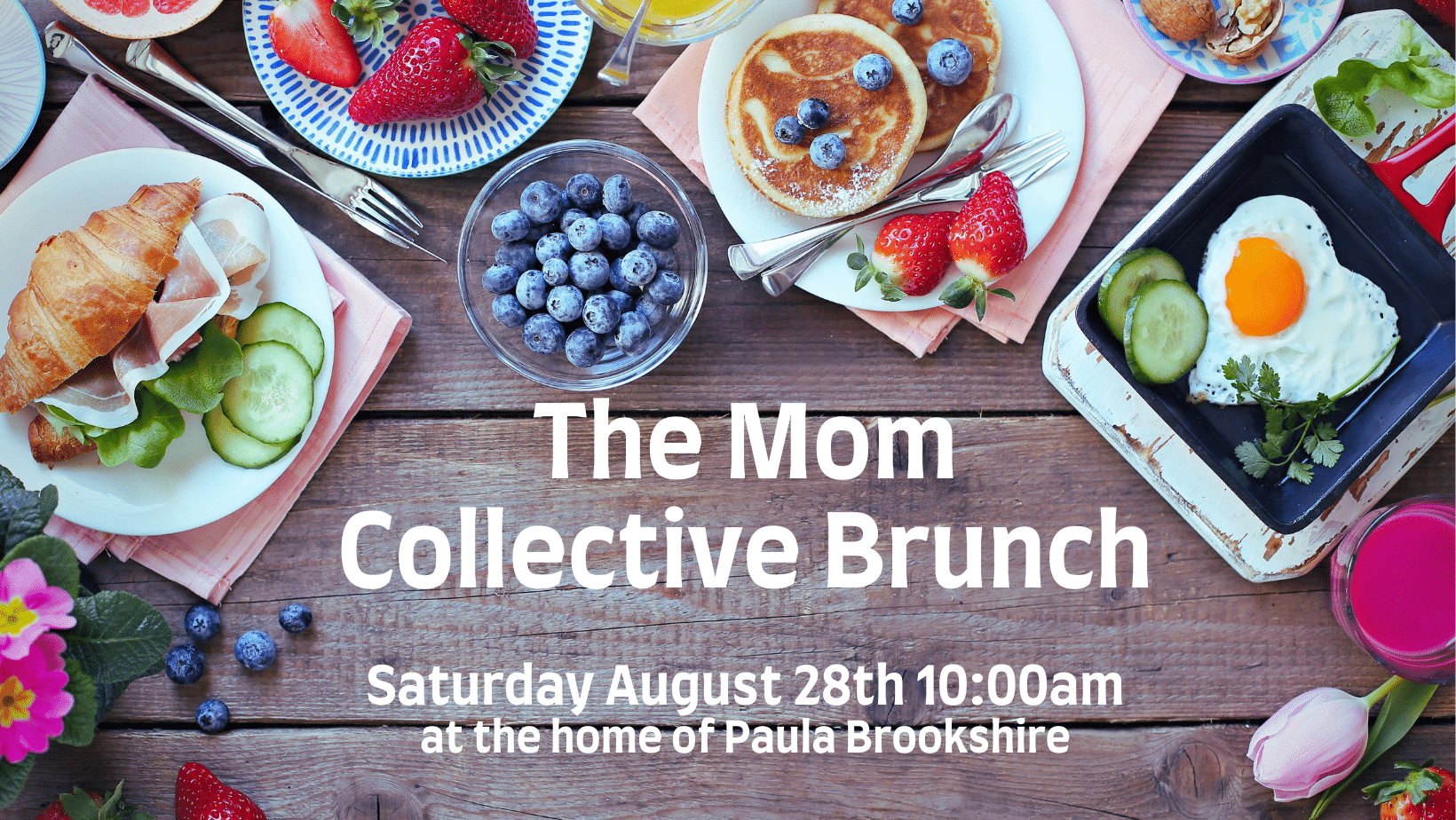 The Mom Collective Brunch - August