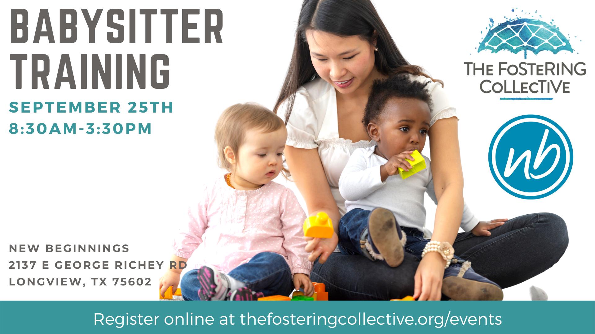 Babysitter training - September